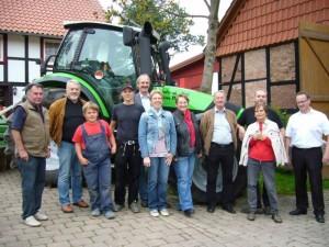 CDU Stadtverband Dassel zu Besuch